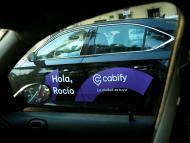 Coche de Cabify