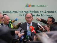 El consejero delegado de Iberdrola, Ignacio Sánchez Galán