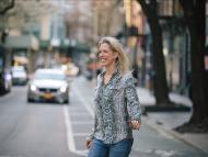 Kate Barney, responsable de recursos humanos en TikTok