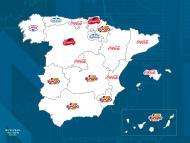 Mapa comunidades marcas mas vendidas