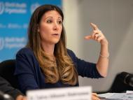 Maria Van Kerkhove, directora técnica del Programa de emergencias sanitarias de la OMS.