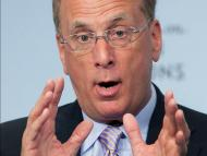 'The market is probably a little ahead of itself': BlackRock CEO Larry Fink warns investors are downplaying the pandemic threat