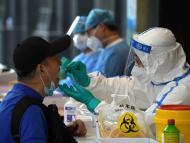 Una PCR en Pekín para detectar el coronavirus