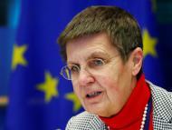 La presidenta de la Junta Única de Resolución, Elke König