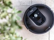 Un robot aspirador Roomba de iRobot