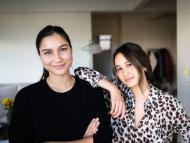 Sabrina Paseman y Megan Duong