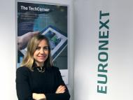 Susana de Antonio, responsable del mercado español de Euronext.