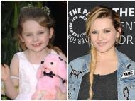 Abigail Breslin then and now.