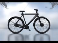 Anuncio bicicletas eléctricas VanMoof