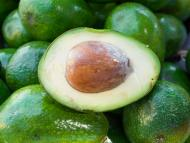 Avocado pits are edible when made into flour and extracts.