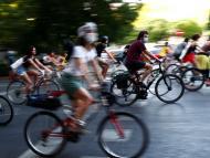 Bicicletas confinamiento mascarillas