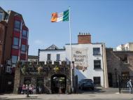 The Brazen Head in Dublin, Ireland, is the country's oldest restaurant.