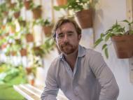El cofundador de Glovo, Sacha Michaud