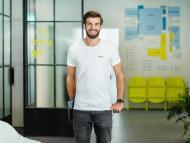 Hanno Renner, CEO de Personio.