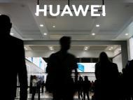 Huawei en la IFA 2019.