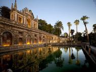 Real Alcázar de Sevilla.