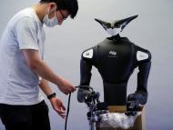 Robot T-Model de Telexistence.