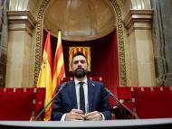 Roger Torrent, president del Parlament de Catalunya.