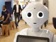 Softbank's humanoid Pepper robot is used around the world.