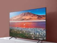 tv Samsung Crystal 4K