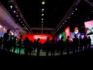 E3 de 2016 con un panel de Nintendo