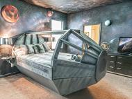 """This entire villa is inspired by """"Star Wars."""" Loma Homes"""