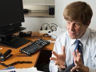 El experto electoral Allan Lichtman.