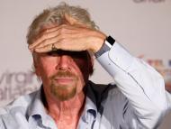 El fundador de Virgin Galactic, Richard Branson.