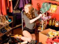 Isla Fisher como Rebecca Bloomwood en 'Adicta a las compras'.