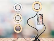 Soporte móvil iluminador