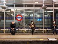 Transporte público contagios