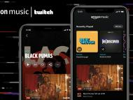 Amazon Music incluye videos de Twitch.