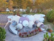 La Casa Burbuja.