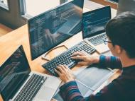 Coding bootcamp company Coding Dojo analyzed recent job postings to find which engineering languages are the most sought after. Shutterstock