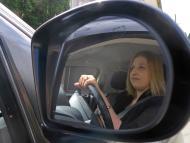 Conductora Uber