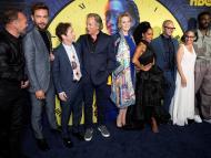 Elenco de la serie Watchmen.