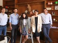 El equipo de Nina Capital