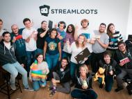 El equipo de la startup española Streamloots.