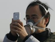 iPhone en ambientes contaminados.