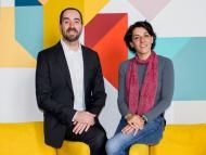 Miquel Vila-Perelló y Silvia Frutos, fundadores de Splice Bio.