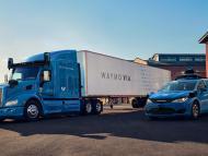 Waymo está trabajando en camiones autónomos y vehículos de reparto.