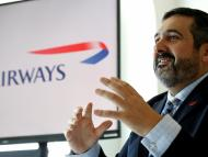 Alex Cruz, exconsejero delegado de British Airways.