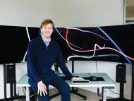 Austin Russell, el CEO de Luminar con 25 años, creó la compañía cuando solo tenía 17 años.