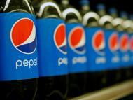Botellas de Pepsi en un supermercado de EEUU