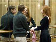 Brad Pitt junto a Cate Blanchett en 'El curioso caso de Benjamin Button'.
