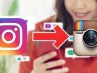 Cambiar icono de Instagram