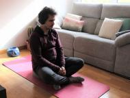 Clase de Yoga