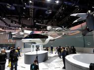 Coche volador Hyundai