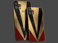 iPhone 12 Pro Imperator, el teléfono de lujo de Caviar.