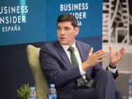 Miguel Fernández, CEO de Merck,